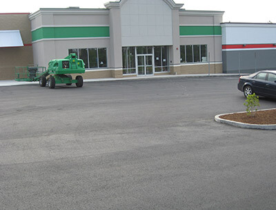 Commercial Paving Service NH